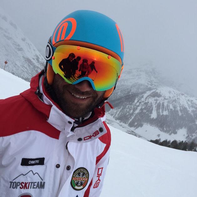 italie ski instructeur