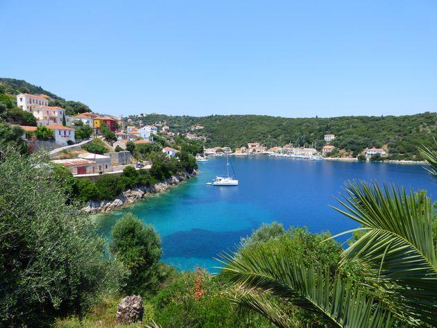 Ithaki-griekenland