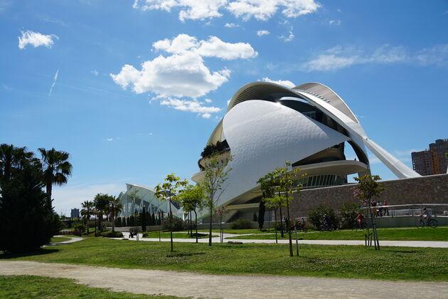 Jardin_del_Turia_Ciudad_las Artes_Ciencias