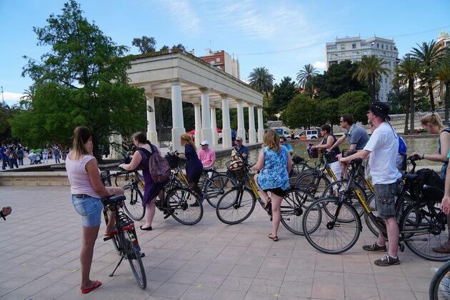 Jardin_del_Turia_fietsen