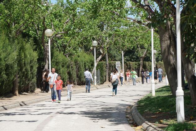 Jardin_del_Turia_Wandelen