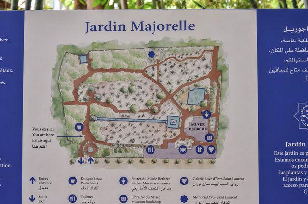 jardin-majorelle-kaart
