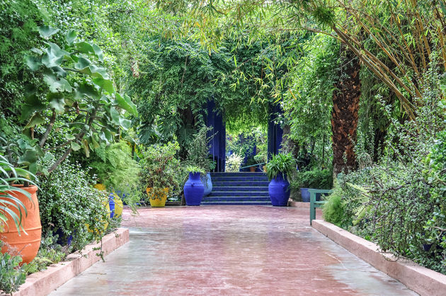 jardin-majorelle-wandelpad