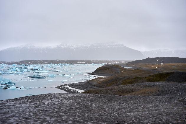 Jökulsárlón ijsland
