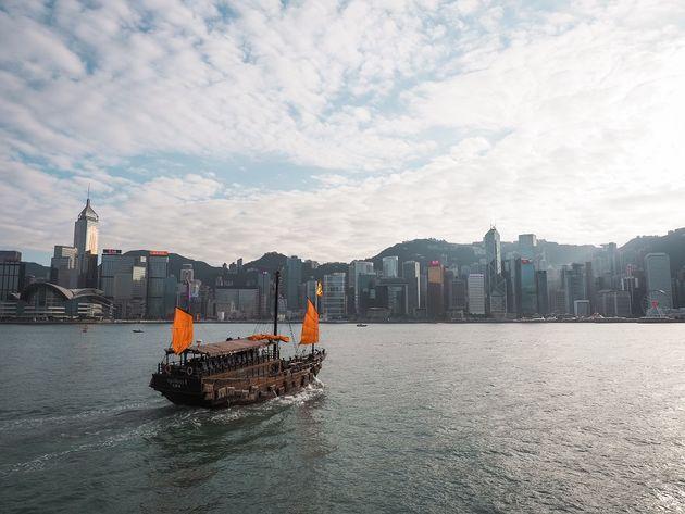 Jonk Hongkong