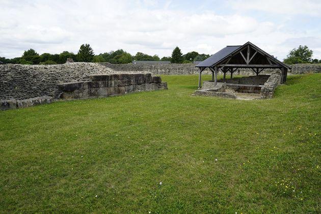 Jublains_romeins_castellum