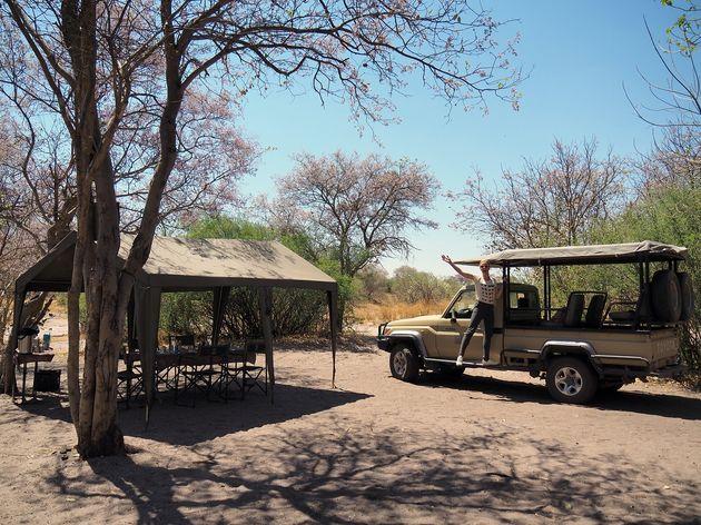 Kamperen Botswana (1)