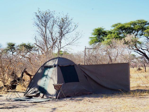 Kamperen Botswana (2)