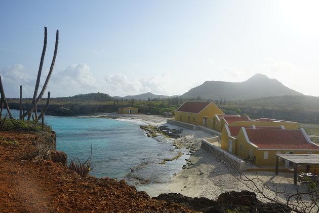 Kamperen-Slagbaai-Bonaire