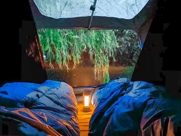 kamperen-tent-knus