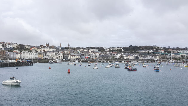 kanaaleilanden-haven-Guernsey