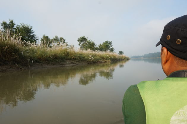 kanoën-Chitwan-National-Park