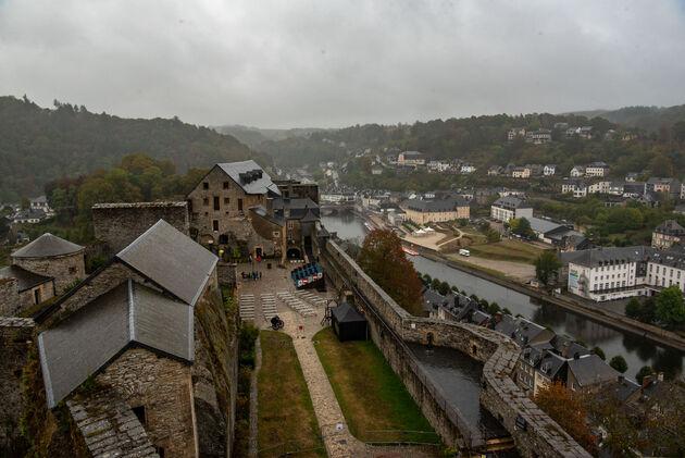 kasteel-bouillon-uitkijktoren