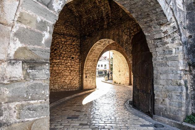 kasteel-Ioannina-poort
