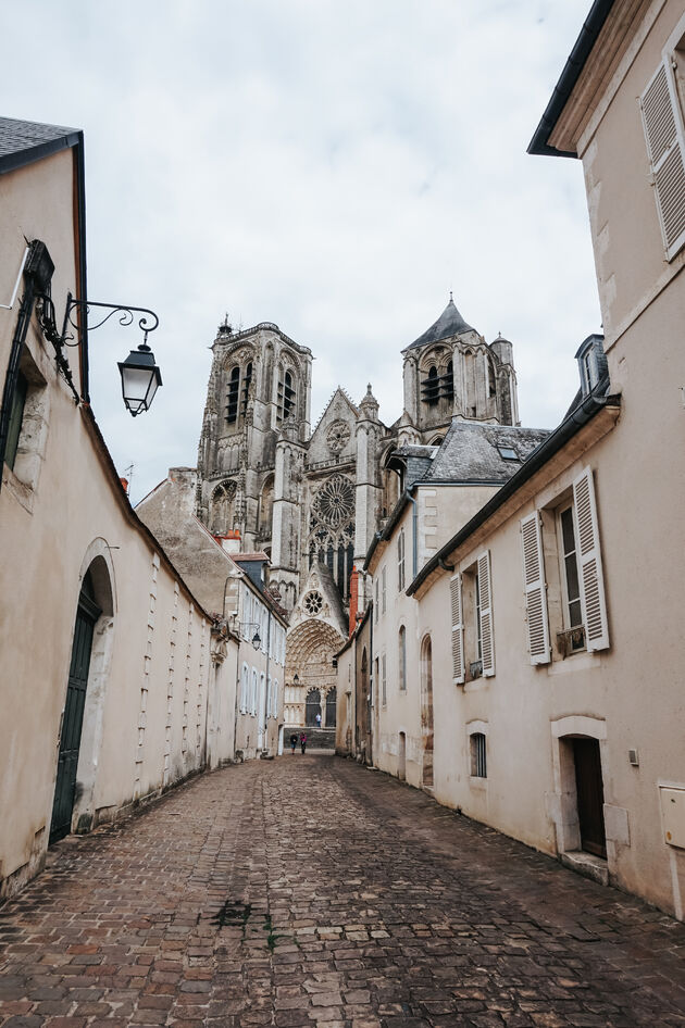 Kathedraal-Bourges