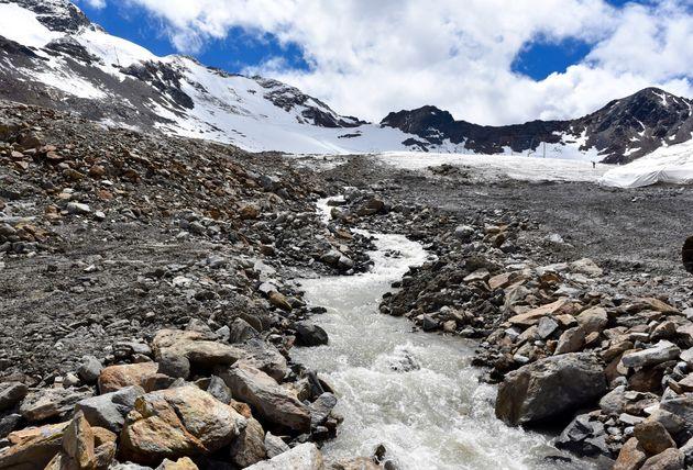 kaunertaler-gletsjer-zomer