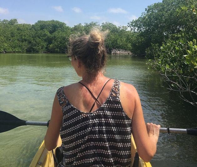 Kayakken_Bonaire