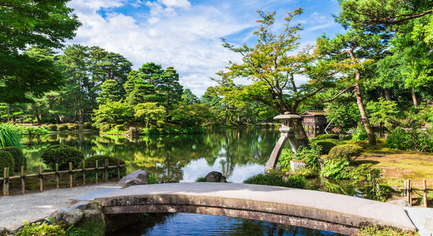 Kenrokuen-Garden-rondreis-japan