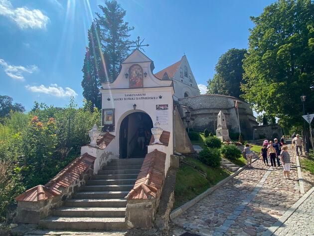 kerk-Kazimierz-Dolny
