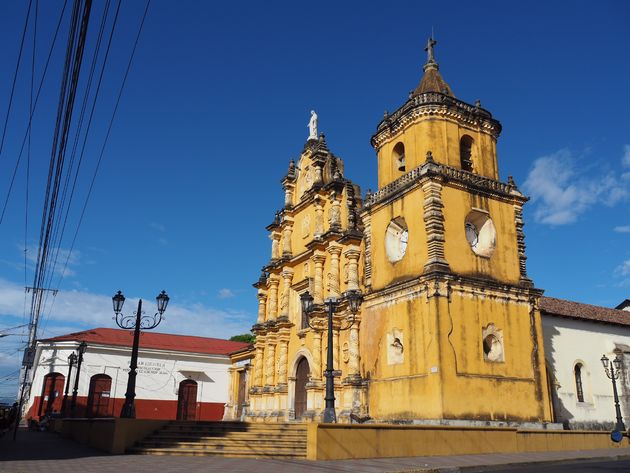 kerk-leon-nicaragua