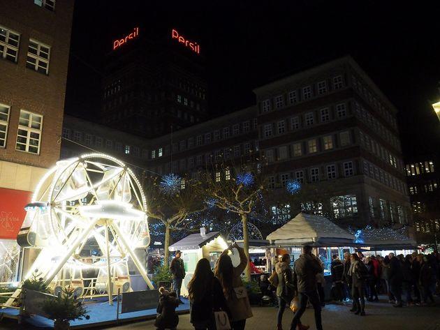Kerstmarkt Düsseldorf (4).