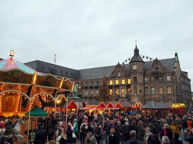 Kerstmarkt Düsseldorf (7).