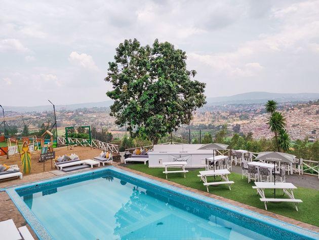 Kigali restaurant Pili Pili