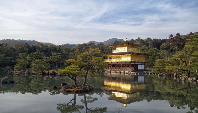 Kinkaku-Ji-kyoto
