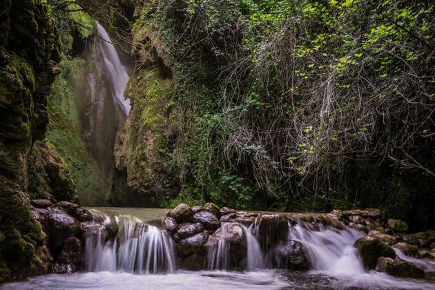 klifki-waterval