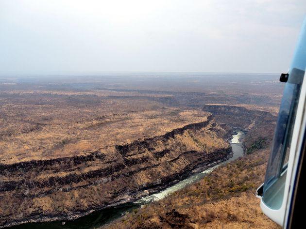 Kloof Zambezi rivier (1)