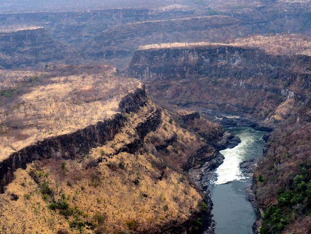 Kloof Zambezi rivier (2)