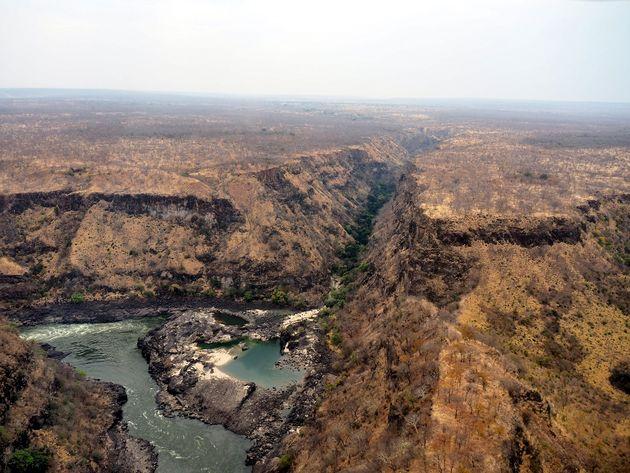 Kloof Zambezi rivier (4)
