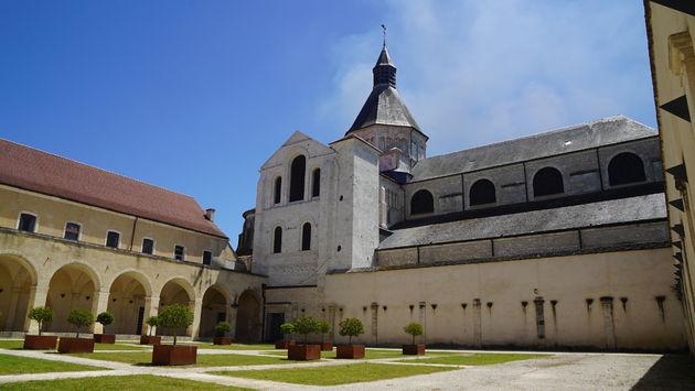 Kloosterkerk La Charité-sur-Loire.