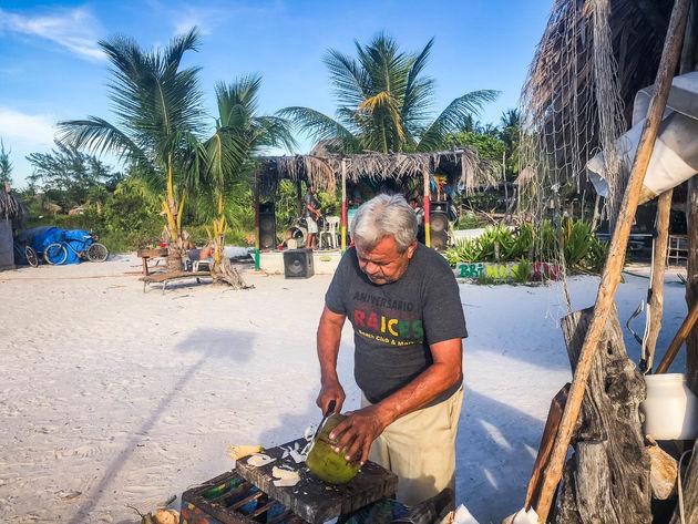 kokosnoot-isla-holbox