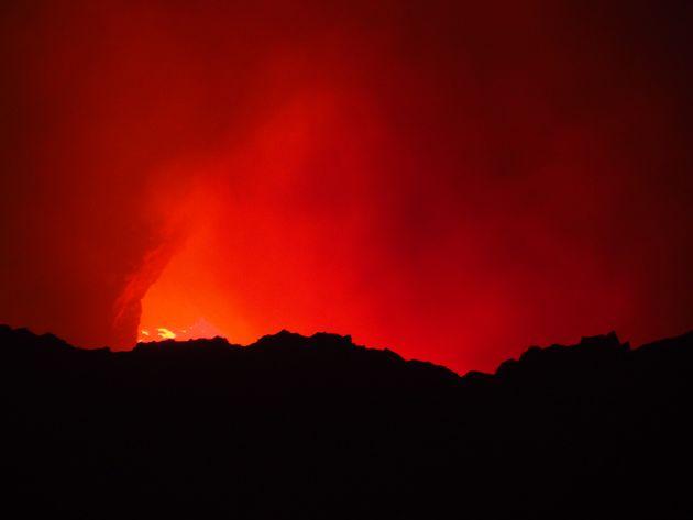 Krater-Masaya-vulkaan