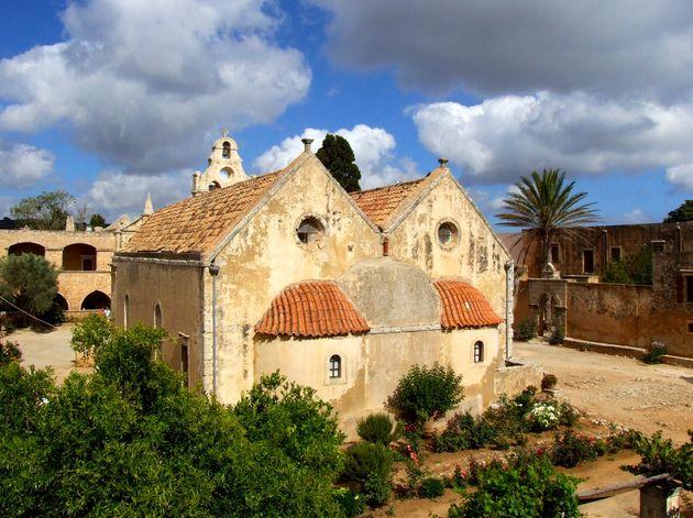 kreta-Arkadi-klooster