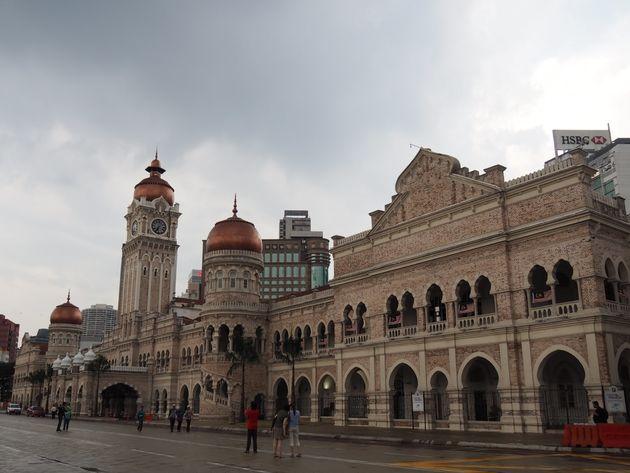 Kuala-Lumpur-merdeka-square