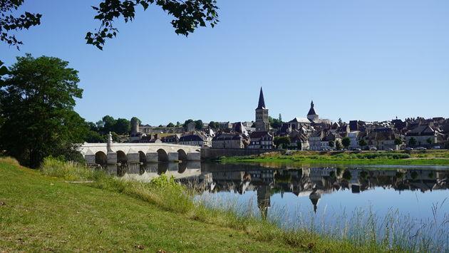 La Charité-sur-Loire.