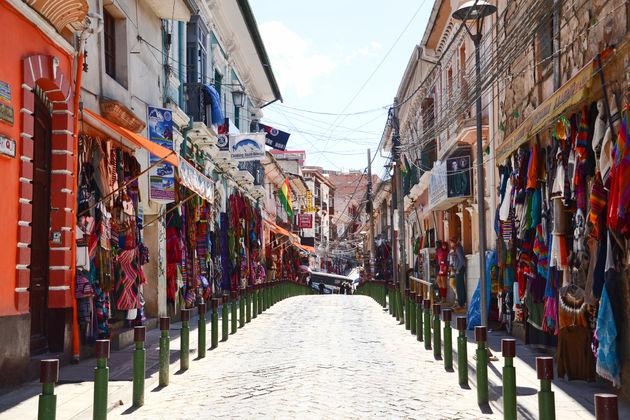 La-paz-straatbeeld