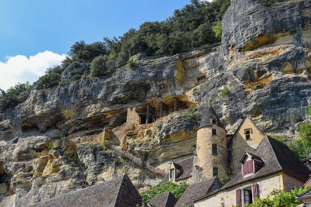 La-Roque-Gageac-fort
