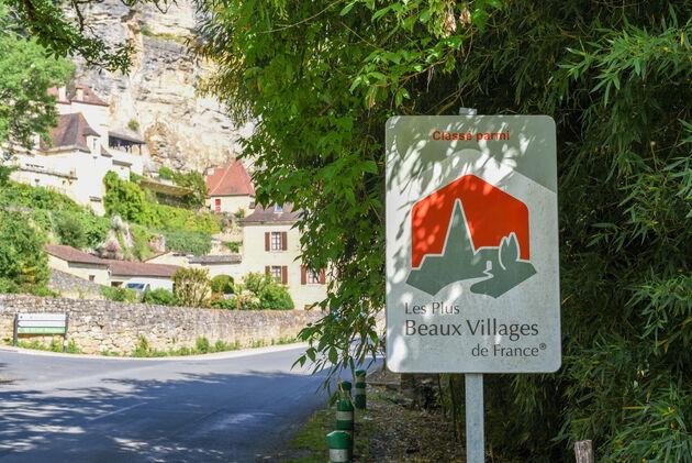 La-Roque-Gageac-mooiste-dorpje