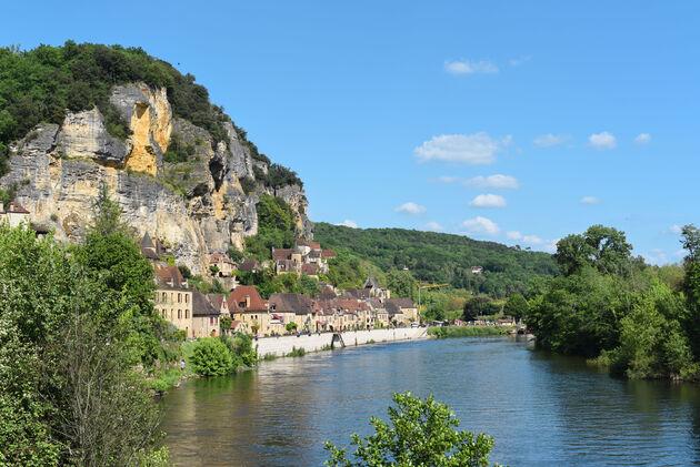 La-Roque-Gageac-uitzicht