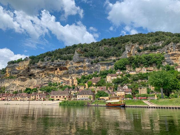 La-Roque-Gageac-water