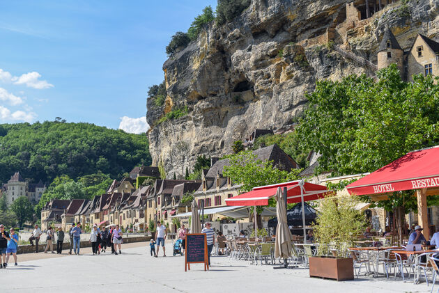 La-Roque-Gageac-zomer