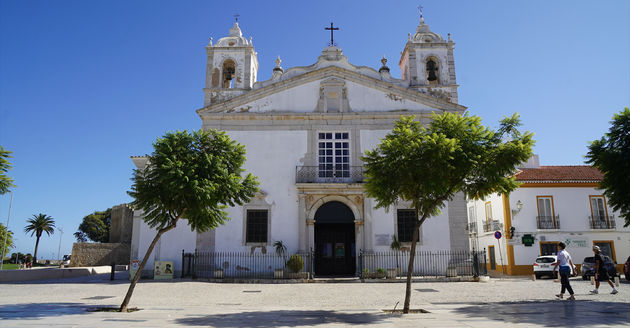 Lagos_Igreja de Santo António