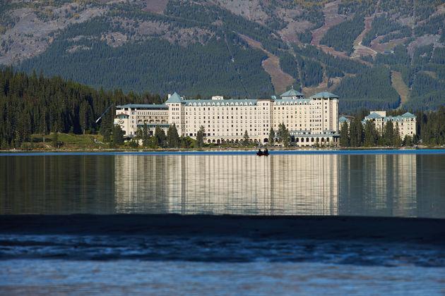 Lake Louise hotel