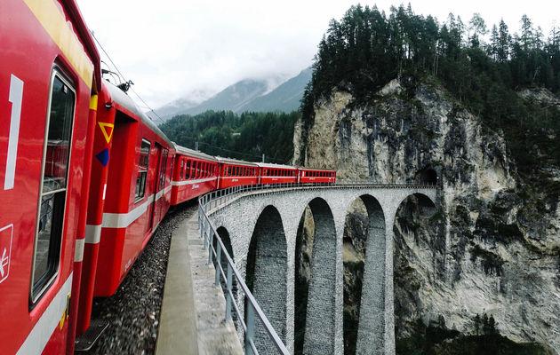 Landwasser-Viaduct-graubunden
