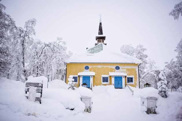 lannavaara-kerkje