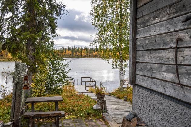 lapland-sauna