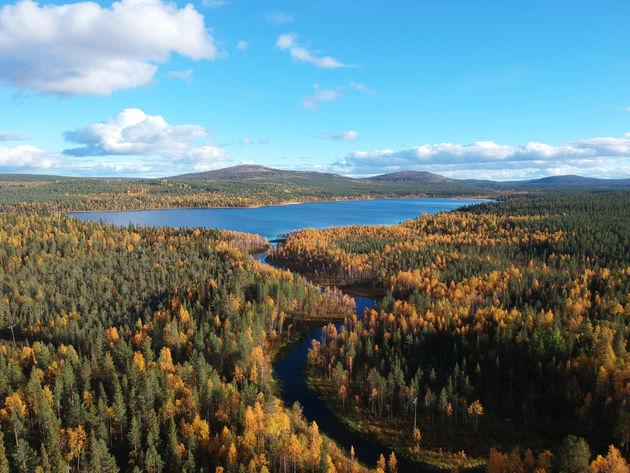 lapland-uitzicht-drone